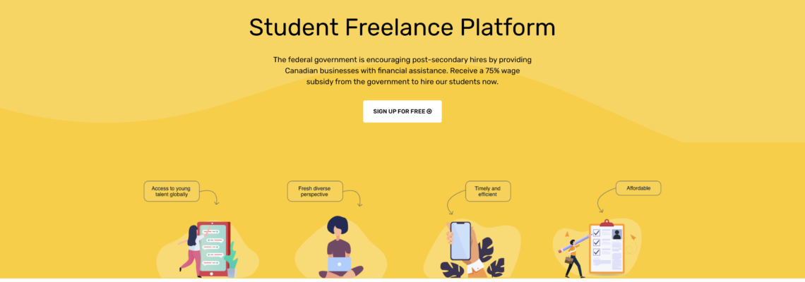 A Big Opportunity for Canada Freelancer Members!